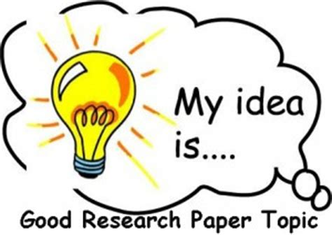 Earth science topics argumentive research paper